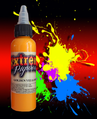 2oz/60ml Extreme Golden Yellow