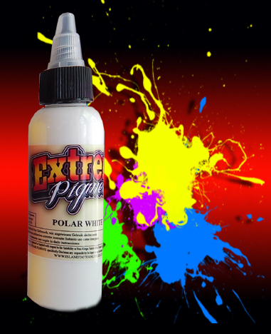 2oz/60ml Extreme Polar White