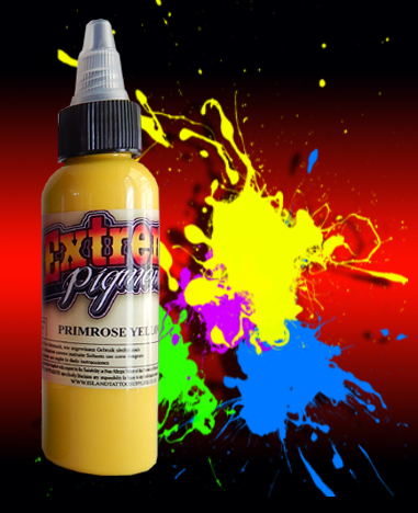 2oz/60ml Extreme Primrose Yellow